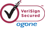 Ogone - Verisign secured website